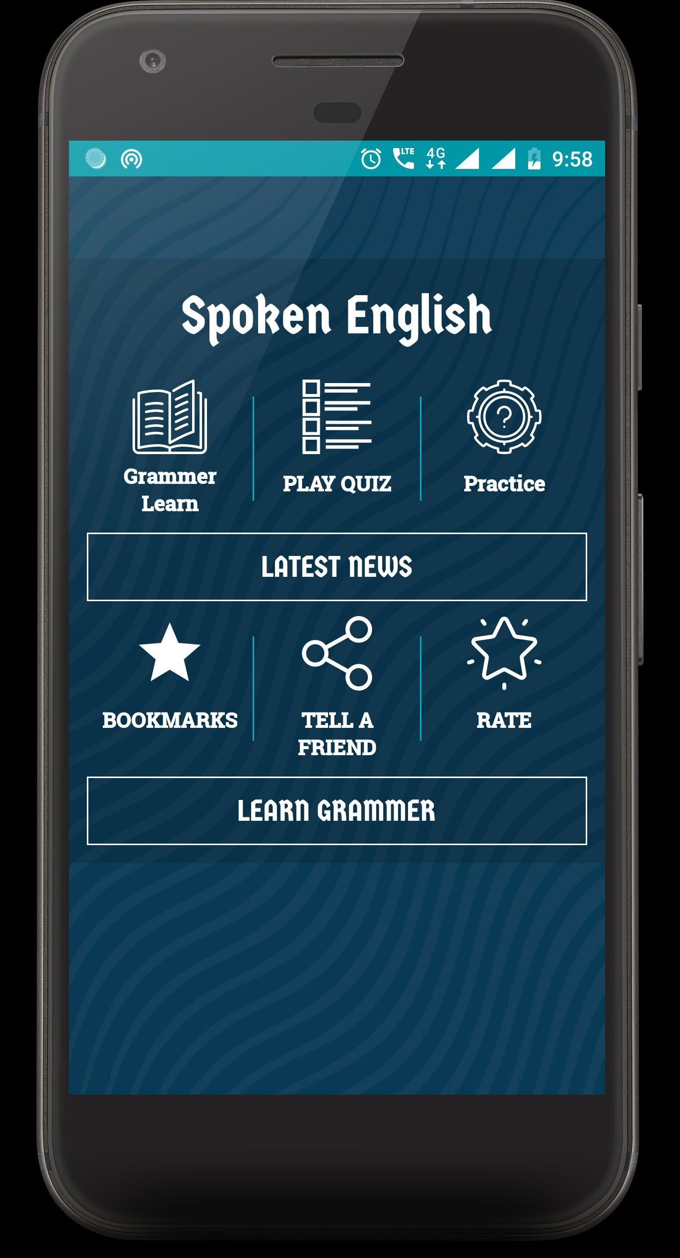 Speaking Book- English Speaking Course in Hindi for Android - APK