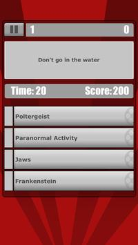 Tagline Toss Up: Movie Trivia screenshot 4