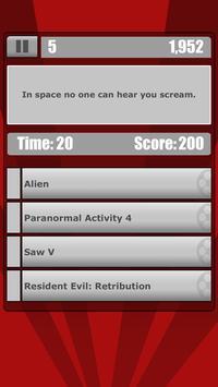 Tagline Toss Up: Movie Trivia screenshot 5