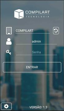 Compilart Menu Mobile poster