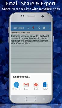 TASK NOTES - Notepad, List, Reminder, Voice Typing screenshot 18