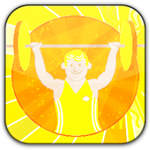 complete gym exercise guide icon