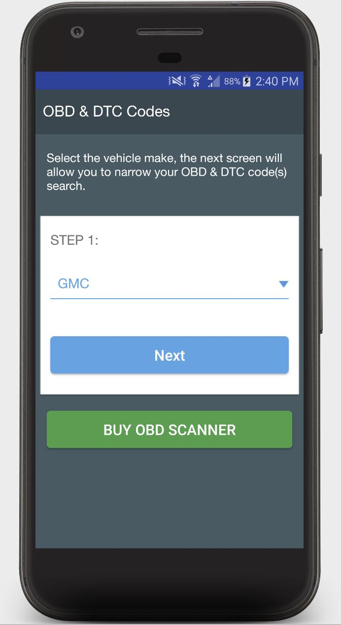 OBD2 Diagnostic App & DTC Code Guide for Android - APK Download