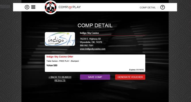 Comp My Play apk screenshot