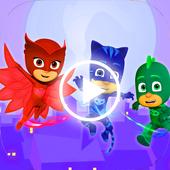 Team Masks Temple Superhero icon