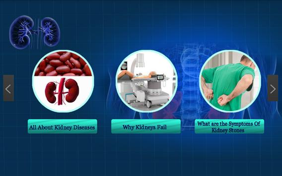 Kidney Diseases in English poster