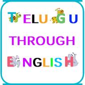 Learn Telugu Through English icon