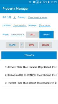 Property Manager screenshot 1
