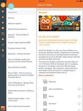 Quest For Quality apk screenshot