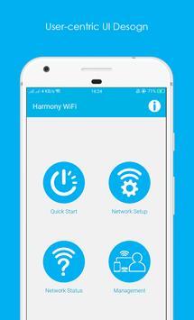 HARMONY WiFi poster