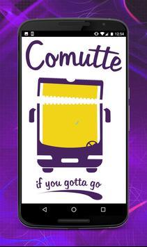 Comutte poster