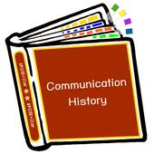 History of Communication icon