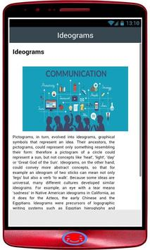 History of Communication apk screenshot