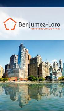 Benjumea Loro poster