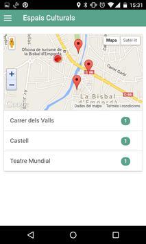 Agenda de la Bisbal screenshot 3