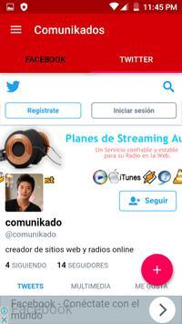 Comunicados Radios poster