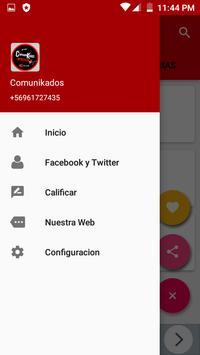 Comunicados Radios apk screenshot
