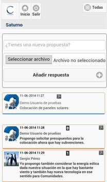 Comunilive Activa tu Comunidad apk screenshot
