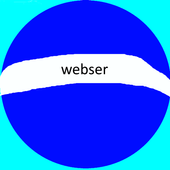 Webser for android icon
