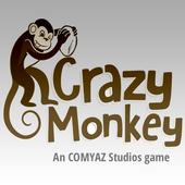 Crazy Monkey - Run Away icon