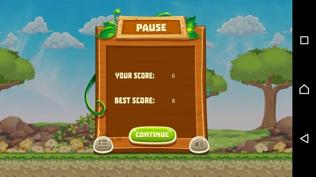Crazy Monkey - Run Away screenshot 3