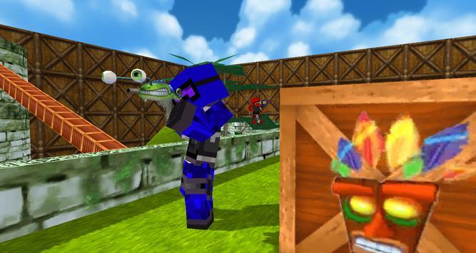 Modern Blocky Paint Online apk screenshot