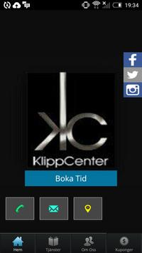 KlippCenter الملصق