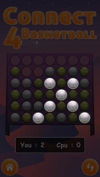 Connect Four Basketball screenshot 2