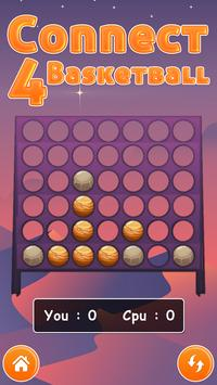 Connect Four Basketball screenshot 3