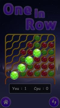 One in Row apk screenshot