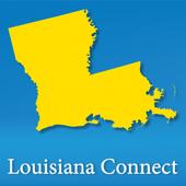 Louisiana Connect icon