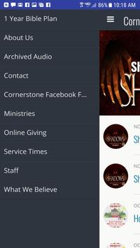 Cornerstone Community Church apk screenshot