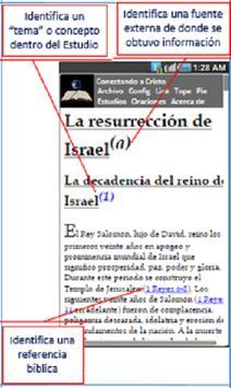 Conectando a Cristo screenshot 2