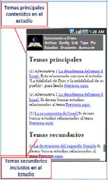 Conectando a Cristo screenshot 3
