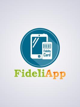 FideliApp apk screenshot