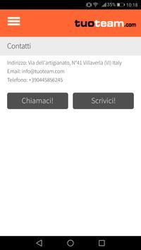 TuoTeam apk screenshot