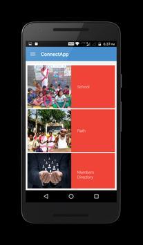 ConnectApp screenshot 2