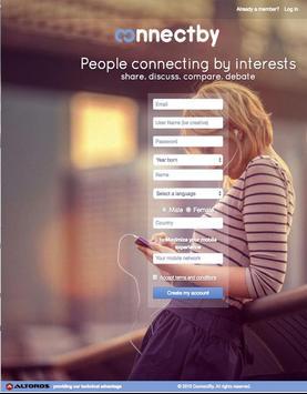 ConnectBy.com screenshot 8