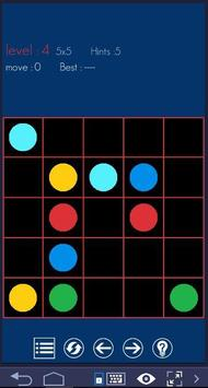 connect color game USA apk screenshot