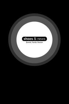 Shoes & News poster