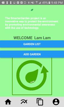 Smarter Garden (CECS 491) screenshot 3