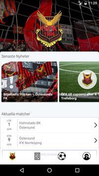 Östersunds FK Live poster