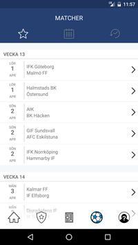 Östersunds FK Live screenshot 1