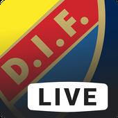 DIF Fotboll Live simgesi