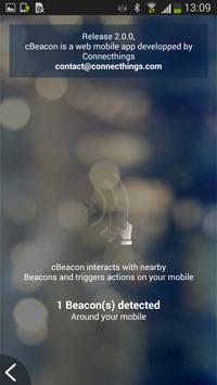cBeacon apk screenshot