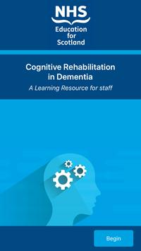 Cognitive Rehab in Dementia poster
