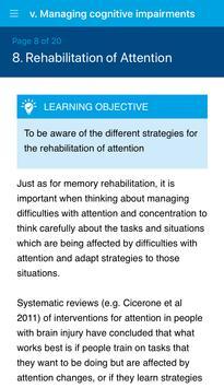 Cognitive Rehab in Dementia screenshot 3