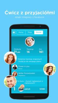 Fitnoteq - najlepszy fitness apk screenshot