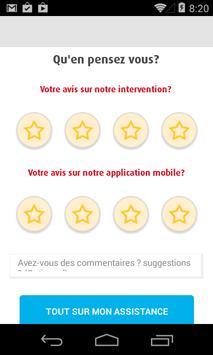 L'assistance mobile screenshot 2