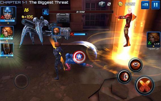 Guide MARVEL Future Fight poster